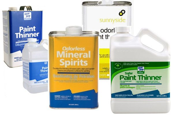 Solvent And Oil For Oil Painter