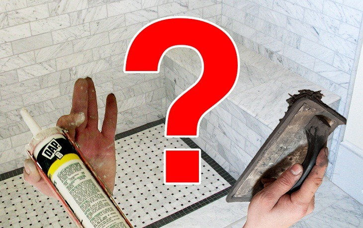 Can You Caulk Over Grout Here Is All You Need To Know - Can you caulk over grout