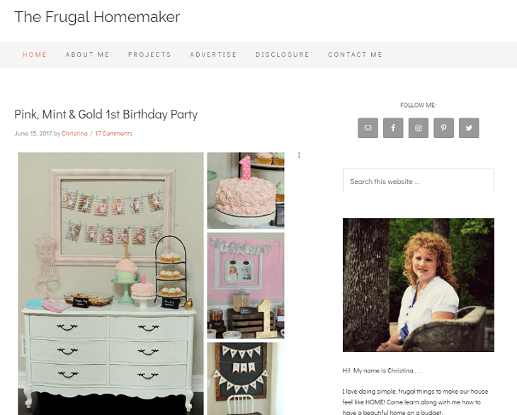 50 diy home project blogs you should follow right now christina started this blog out of her interest in blogging and working on do it yourself projects to decorate her home in free time she attempts to paint solutioingenieria Choice Image
