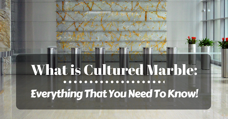 what is cultured marble