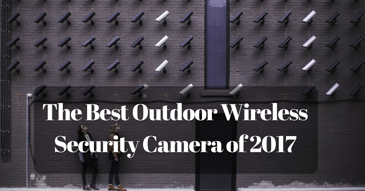 best outdoor wireless camera