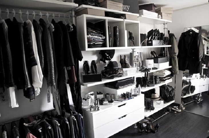 organized closet ideas
