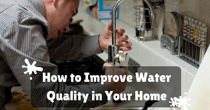 How to Improve Water Quality