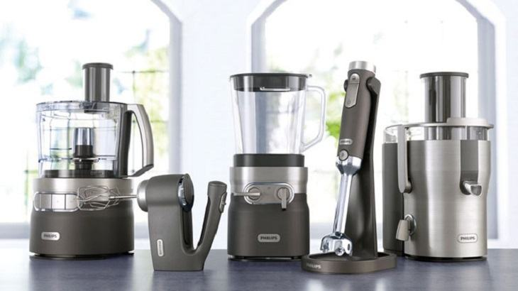 Be Picky About Small Appliances