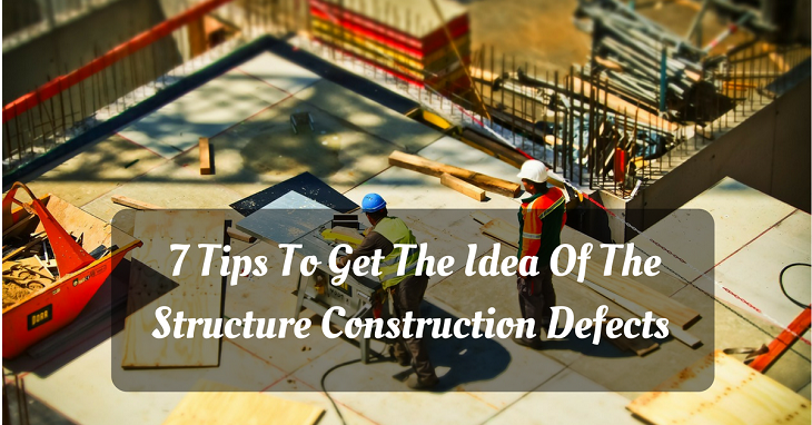 structure construction defects