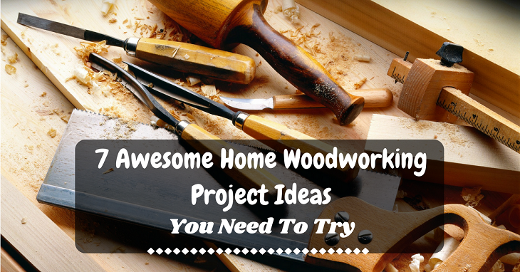 Home Woodworking Project Ideas