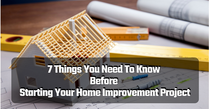 Starting Your Home Improvement Project