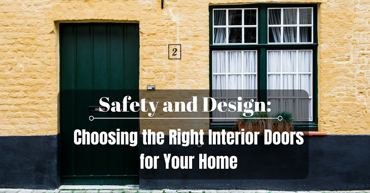choosing the right interior doors