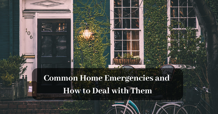 common home emergencies