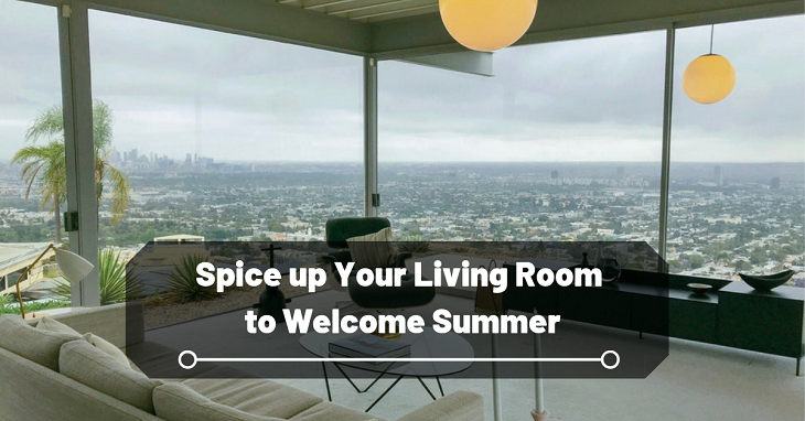 Spice up Your Living Room