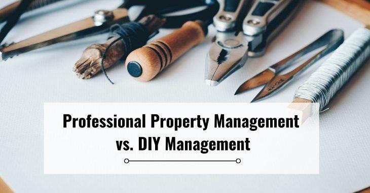 Professional Property Management vs. DIY Management