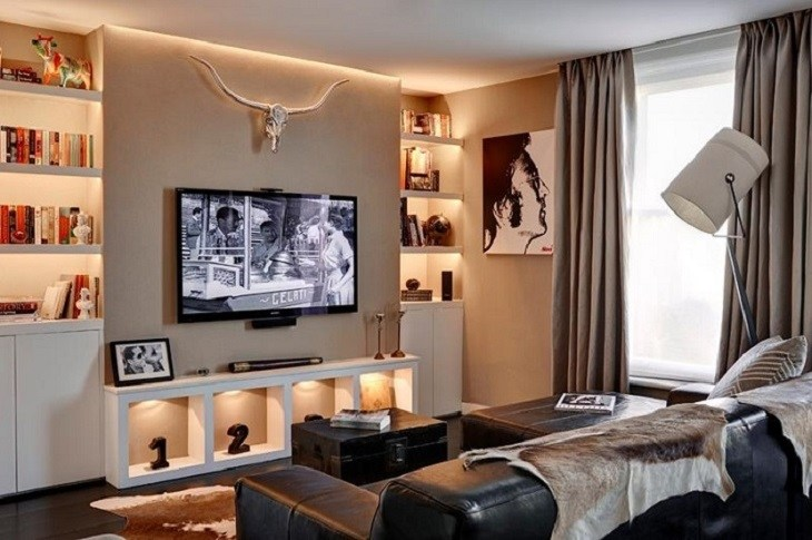 Sophisticated Living Room Design Ideas