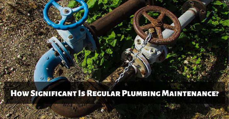 How Significant Is Regular Plumbing Maintenance_